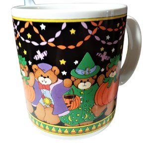 Vtg 1987 Enesco Lucy and Me Halloween Cup